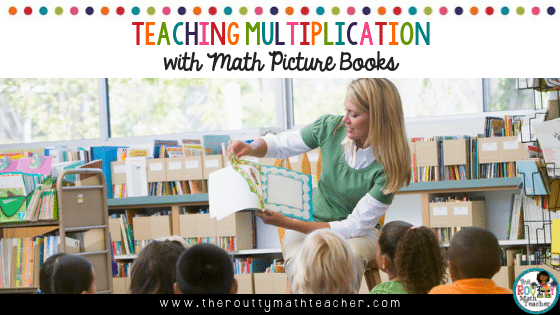This is the blog title- Multiplication Picture Books: Two Great Reads