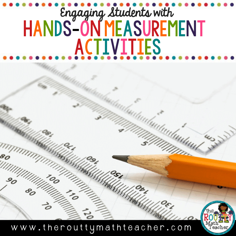 Hands-On Measurement Activities to Engage Students | The