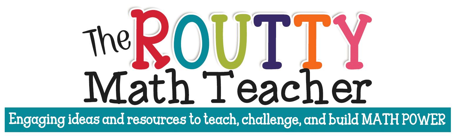 The Routty Math Teacher